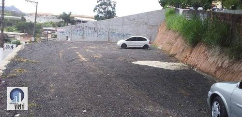 Terreno Para Alugar, 700 M² Por R$ 4.000,00/mês - Jardim Cidade Pirituba - São Paulo/sp - Te0638