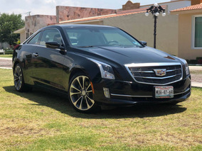 Cadillac Ats Coupé 2.0 At 2015
