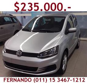 Volkswagen Fox Comfortline 5ptas 1.6 Msi 0km Vw