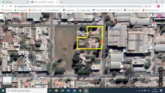 Lote Venta Zona Industrial Córdoba