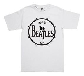 Playera Bombo The Beatles Ringo Starr - Envío Gratis