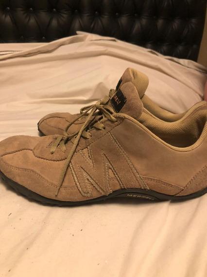 Zapatillas Merrell Hombre Usadas