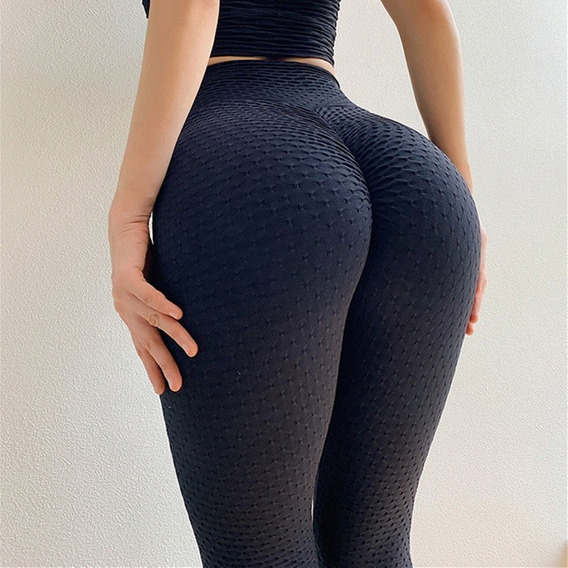 Leggings Deportivos Colombianos Push Up Modeladores Reductor