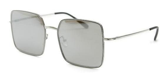 Anteojos De Sol Infinit Temazcal - Silver/silver