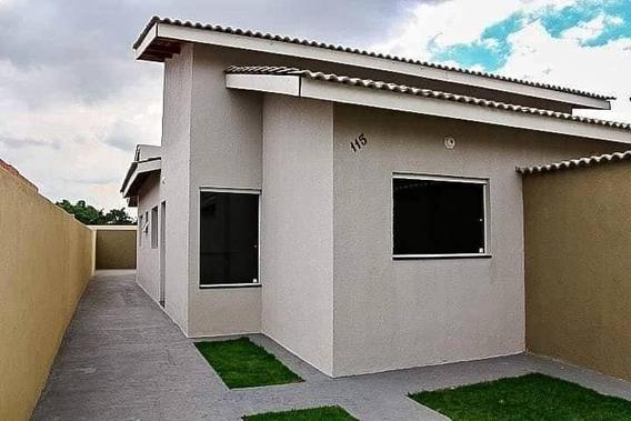 Casa Para Venda Em Suzano, Jardim Casa Branca, 3 Dormitórios, 1 Suíte, 2 Banheiros, 2 Vagas - 1403