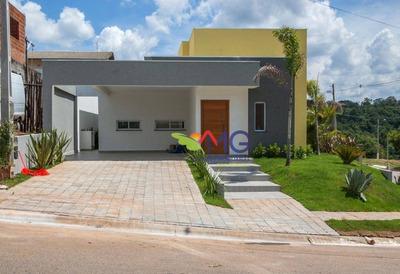 Casa Residencial À Venda, Terras De Atibaia, Atibaia - Ca0191. - Ca0191
