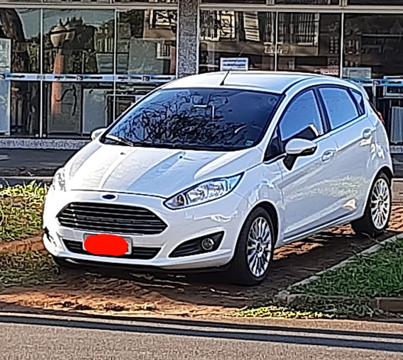 New Fiesta Titanium 2015 - Único Dono (manual)