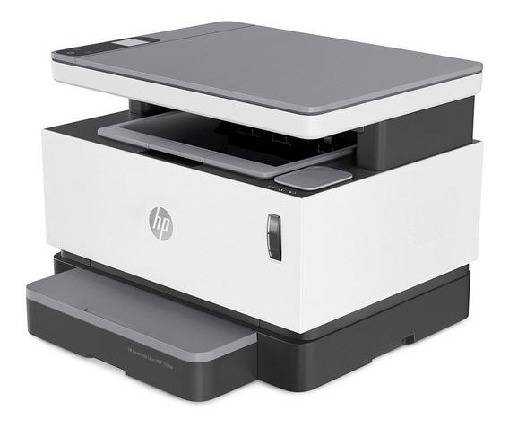 Impressora Multifuncional Laserjet Mono Hp Neverstop 1200w