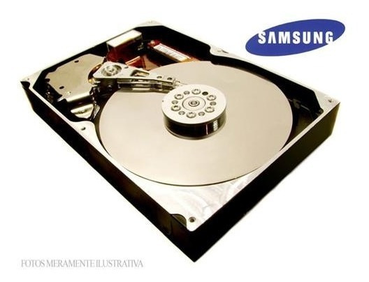 Hd Samsung 160gb 7.2k Sata 3.5 3g Hd161hj Sem Gaveta