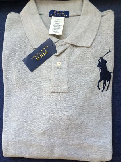 Playera Polo Big Pony Original 100% Regular Fit Hombre