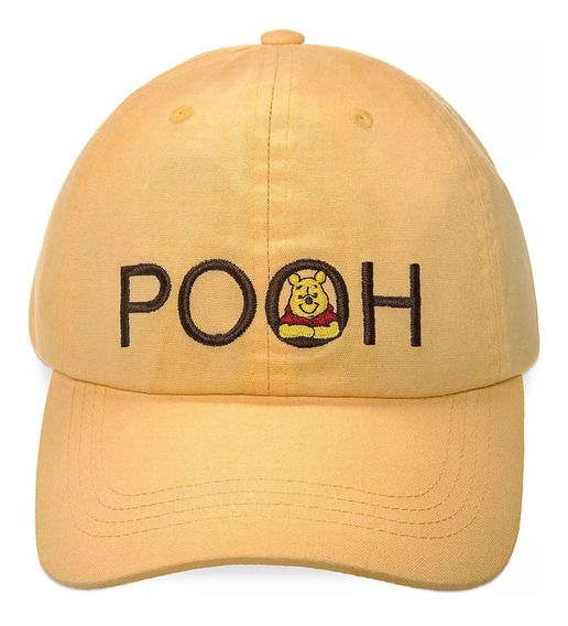 Disney Store Gorra Winnie Pooh Para Adultos
