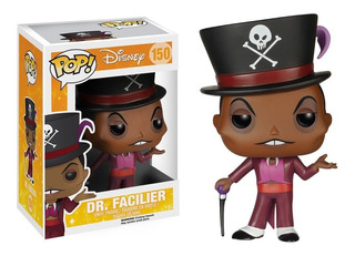 Funko Pop Disney The Princess And The Frog Dr. Facilier