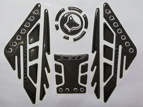 Imagen 1 de 1 de Protector De Tanque Honda Xre 300/190