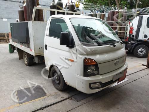 Imagem 1 de 15 de Hyundai Hr Ano 2020 Carroceria De Ferro + Plataforma