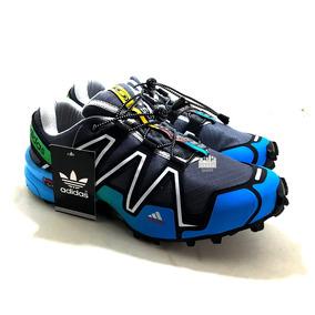 Tênis Scpeedcross Spring 3 4 Trava Caminhada Corrida Treino