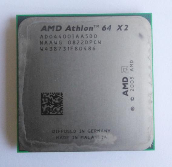 Processador Amd Athlon X2 64 4400+ Ado4400iaa5do