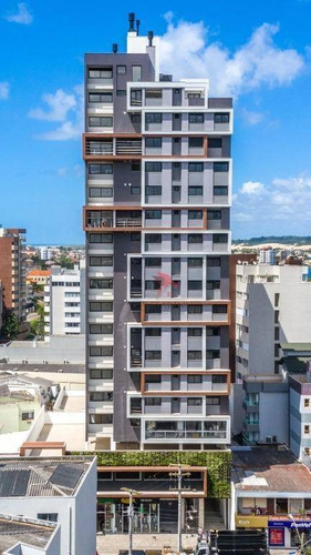 Apartamento À Venda, 80 M² Por R$ 655.000,00 - Centro - Torres/rs - Ap1385