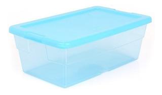 Caja Plástica Multiusos Organizadora Closet Sterilite Lote12