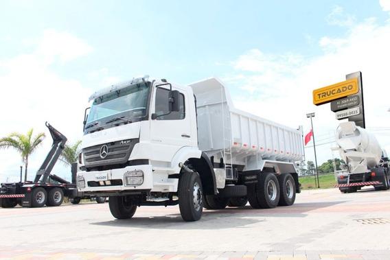 Caminhão Mb 2831 6×4 Caçamba 12m³ = 2825 2640 2644 3340 4140