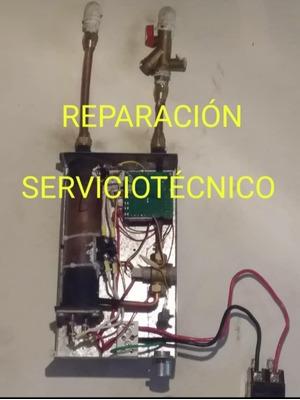 Reparaciones- Venta De Calentadores Termotronic