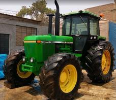 Tractor Agricola John Deere 4240 S 130 Hp Reciente Importac