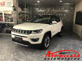 Jeep Compass 2.4 Limited At9 4x4 0km Necochea