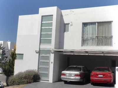 Casa Amueblada En Renta La Vista, Querétaro. Zona Del Refugio