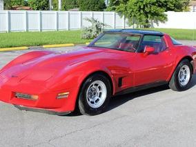 Chevrolet Corvette 1981- Automático - Para Importar