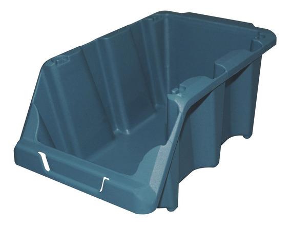 Gaveta Plástica Empilhável Azul Nº5 12271a Presto