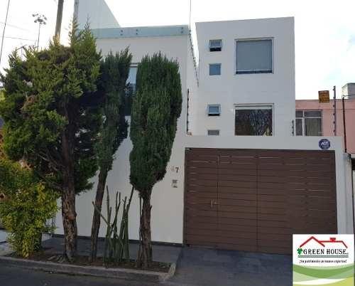 Se Vende Hermosa Casa Remodelada Romero De Terreros Coyoacán