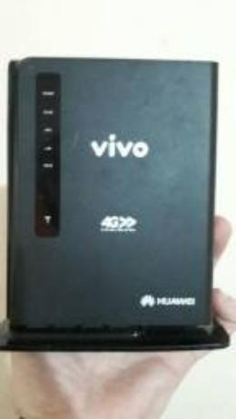 Roteador 3g/4g Wi-fi Huawei E5172 Desbloqueado