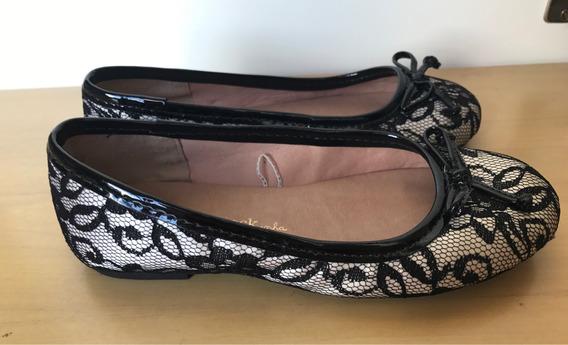 Sapato Infantil Rendado Shoestock Usado