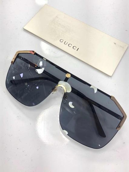 Óculos Gucci Máscara Linha Premium/ Com Caixa Original Top