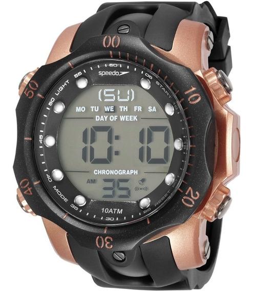Relógio Masculino Speedo 11005g0evnp2y Big Case Original Nfe