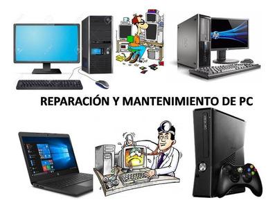 Reparación, Mantenimiento, De Equipos De Computación