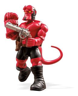 Megaconstrux Halo S. 11 R. Hunter Y Hellboy