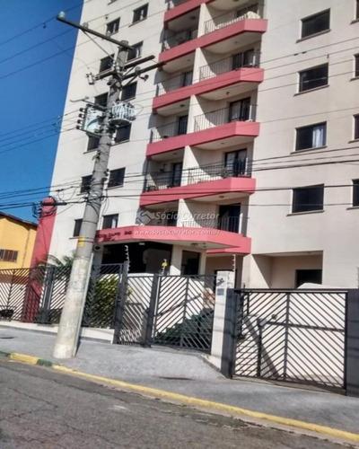 Imagem 1 de 15 de Apto 58 M² À Venda - Cond. Ed. Capri- Penha- Zona Leste - Apartamento A Venda No Bairro Penha De França - São Paulo, Sp - Sc01289