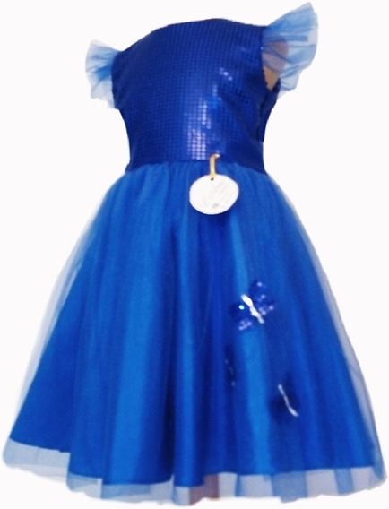 Vestido De Fiesta Para Niñas Cortejo, Bautizo Y Pajecitas