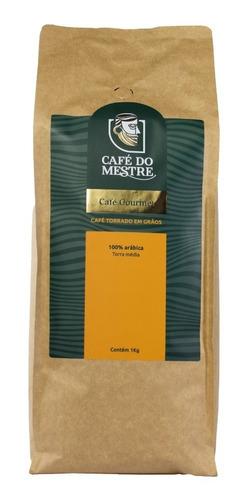 Imagem 1 de 4 de Café Do Mestre Gourmet 1kg Moído