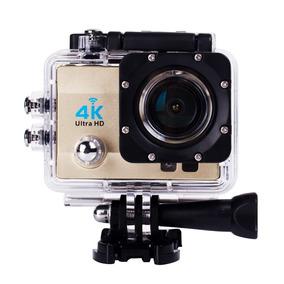 Golpro Câmera Action Go Pro Ultra 4k Sport Wifi Prova Agua