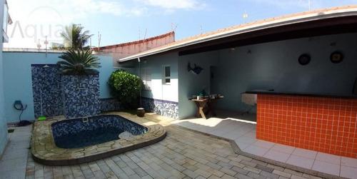 Casa Para Venda Em Itanhaém, Bopiranga, 4 Dormitórios, 2 Suítes, 2 Banheiros, 4 Vagas - It009_2-994051