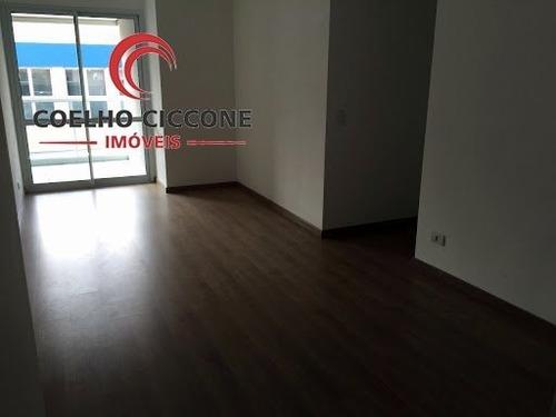 Imagem 1 de 8 de Apartamento Em Barcelona - Sao Caetano Do Sul, Sp - V-3904