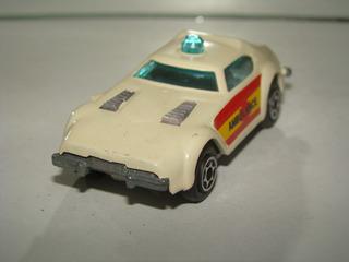 Playmobil Hungria Firs Chief Auto Branco Var. 3 1/64 B108