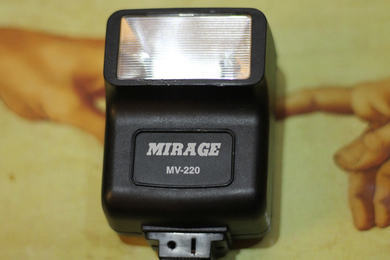 Flash Mirage 220 Camera Analogica