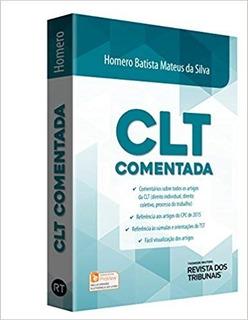 Clt Comentada 1ª Edição (2016)