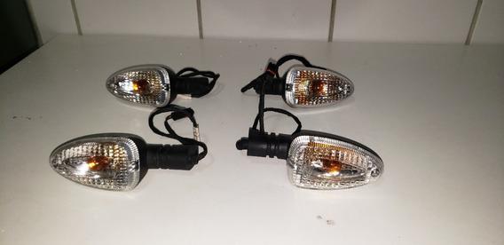 Piscas Moto Bmw R1200gs... - Jogo Completo Produto Original