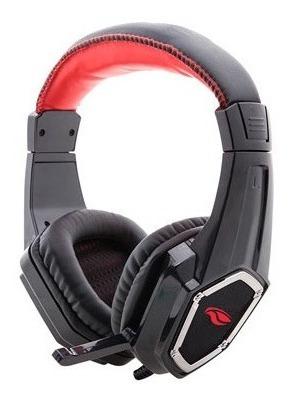 Fone Gamer Crow C/ Microfone Ph-g100bk C3 Tech