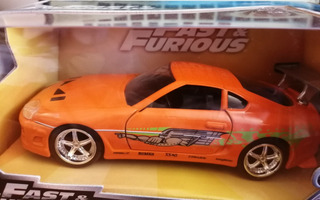 Toyota Supra F&f