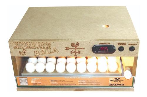 Chocadeira 90 Ovos, Rolagem Automática, Ovoscopia,+ Brinde.