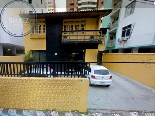 Imagem 1 de 7 de Casa Comercial Duplex Para Venda Na Pituba Com 2 Pavimentos, Rua Rubem Berta! - 09127 - 69899203